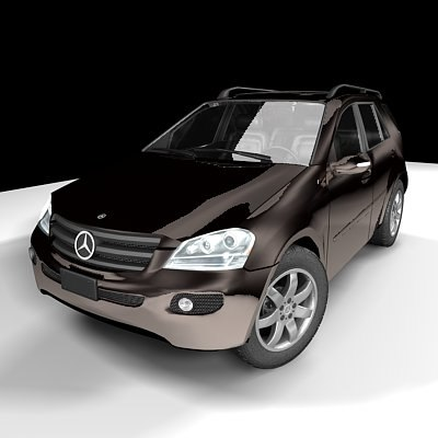 max mercedes ml-350 suv