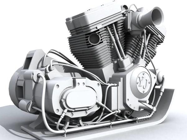 engine bikes 3ds