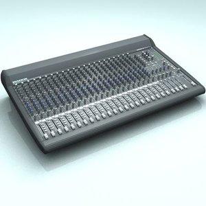3d channel mixer