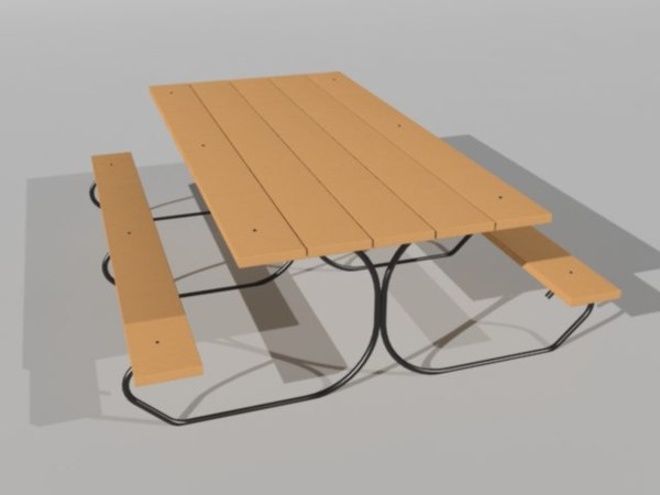 picnic table max