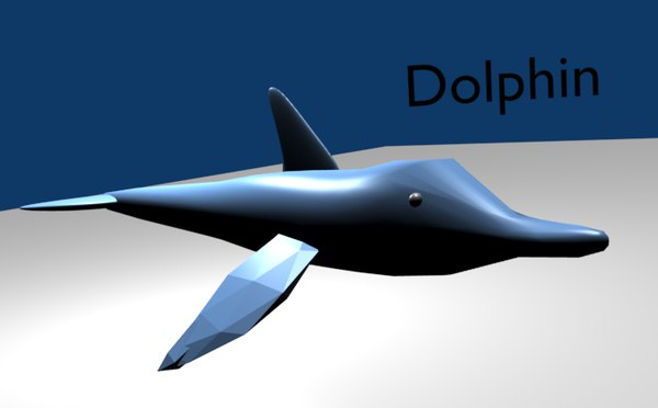 free blend model dolphine