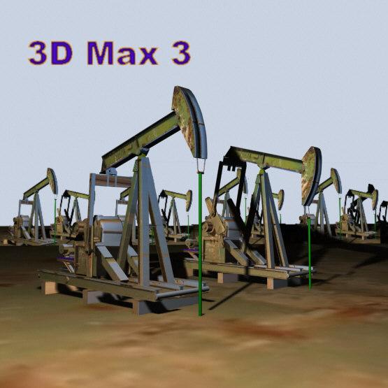 oil pump rig max