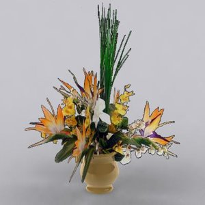 flower arrangements pot max