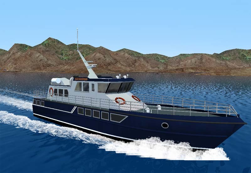 aurlandsfjord 3d 3ds