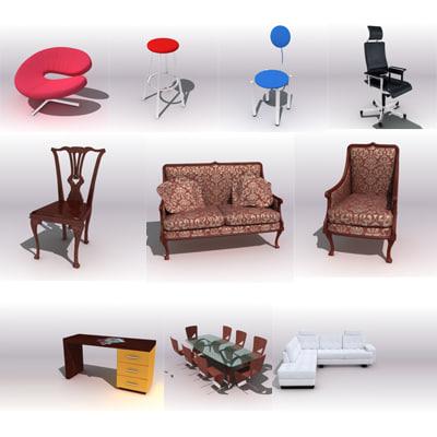 techno modern classic furniture max