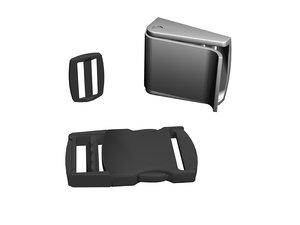 fasteners buckle 3d model