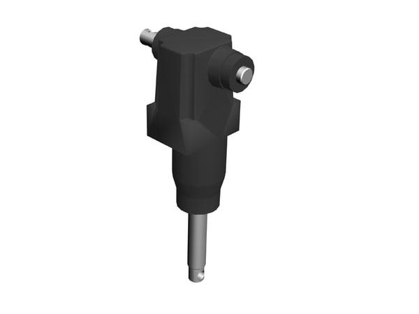 hydraulic ram max