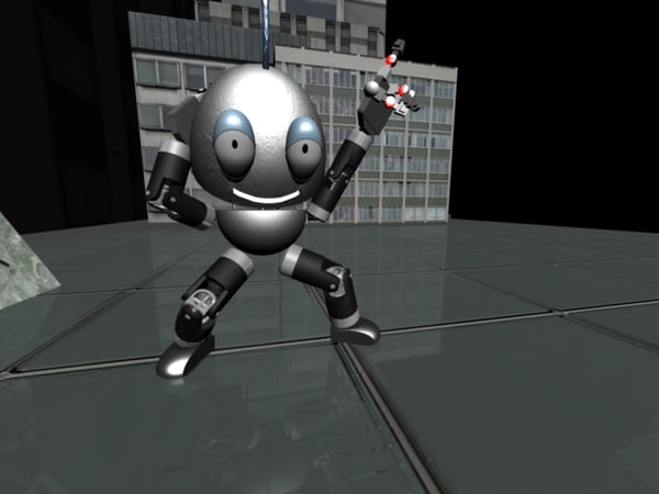 robotic rigid max