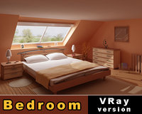 Bedroom VRay version