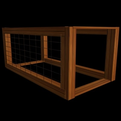 cage 3d max