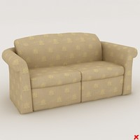 Sofa loveseat075_max.zip