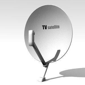 lwo parabolic antenna