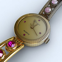 watch rubies quartz 3ds