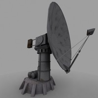 max radar satellite dish
