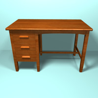 Light Cherry Desk