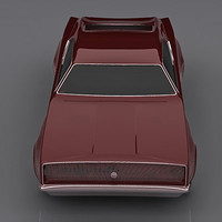 3d 1966 vampire model