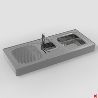 Sink kitchen002.ZIP