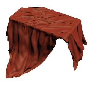 cloth 3d 3ds