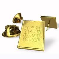 3d model pin accessories