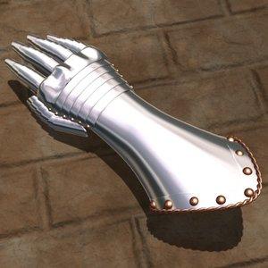 metals 3d model