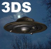 adamski venusian scout 3d 3ds