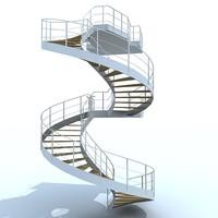 Spiral stair 04.zip