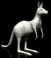 kangoor 3d model