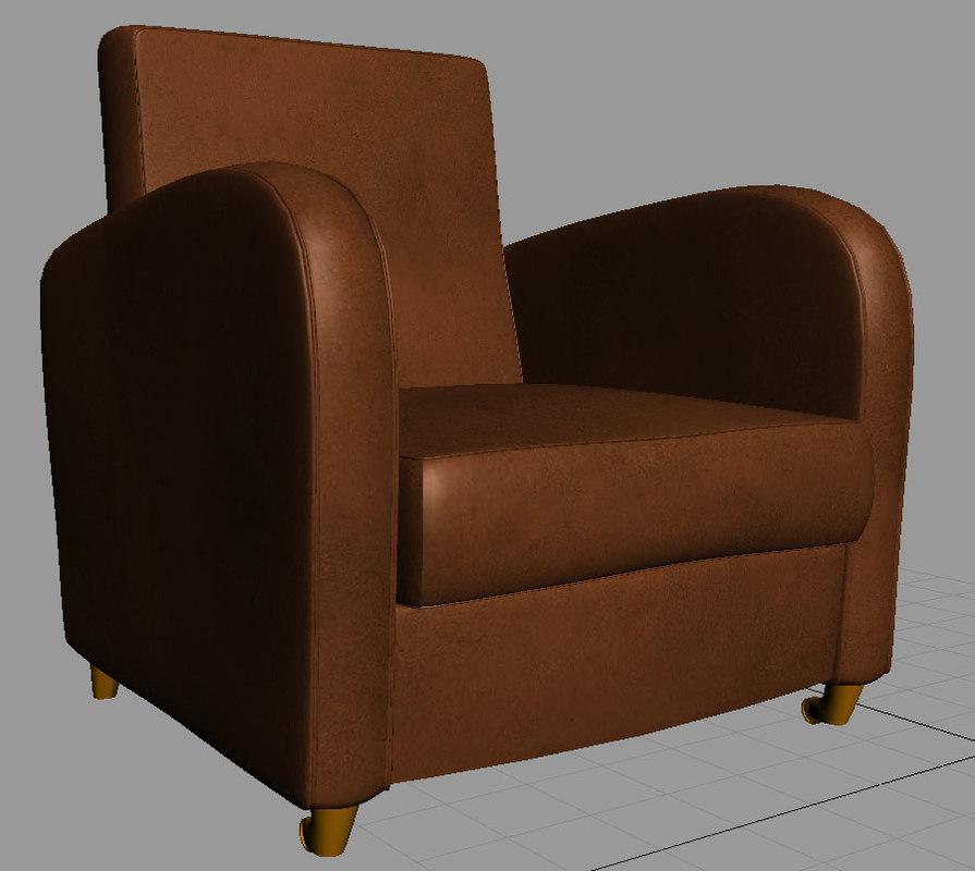 max baxter chair