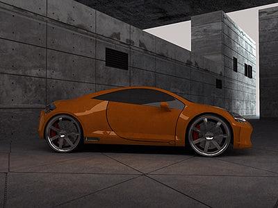 auto-photography studio automotive photography 3d max