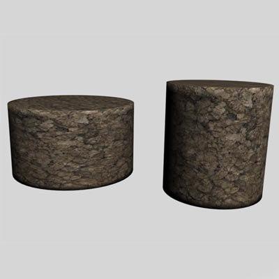 max cork table stool