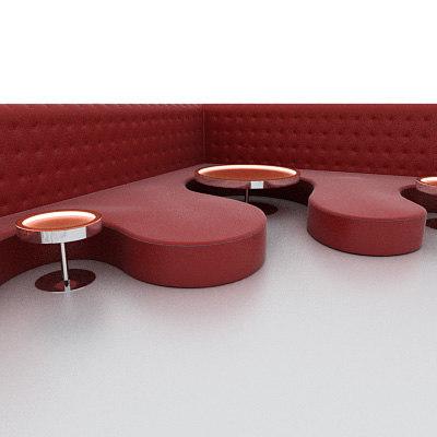 3dsmax sofa modern design tables