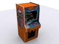 DonkeyKong Junior Arcade