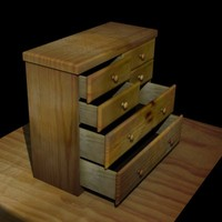 chest of drawers.ZIP