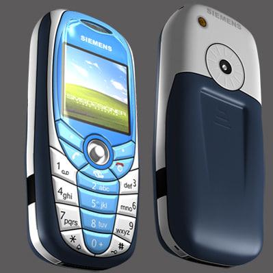 maya mobile siemens c65 phone