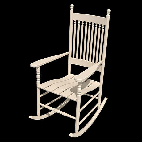 rocking chair max