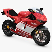 Ducati Desmosedici-RR GP Superbike