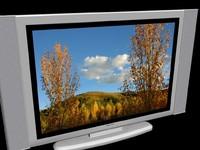 tv 3d max