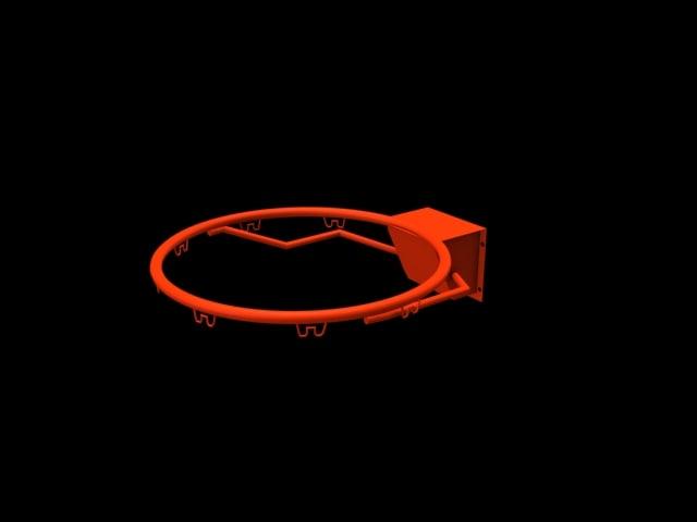 3d basket ring
