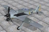 aircraft c4d