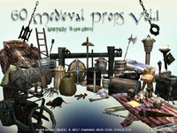 MedievalPropsVol.1