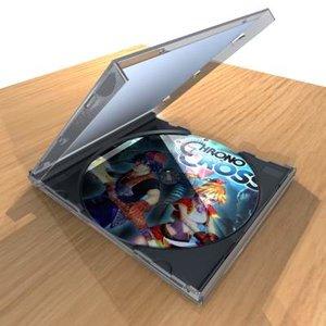 cd box 3d max