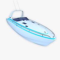 Sport Motor Boat Cobra