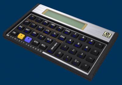 hewlett calculator 3d 3ds