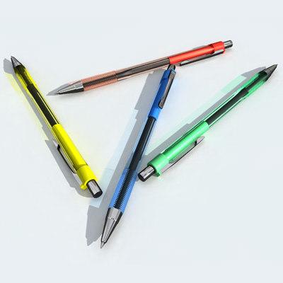 c4d pen pencil