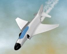 blender aircraft