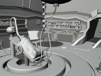 mad lab 3d model