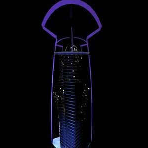 max build skyscraper