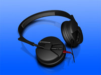 sennheiser hd 25 sp headphones.3DS