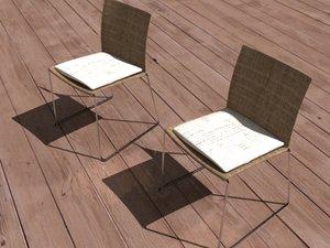 cane chair max