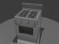 maya range oven